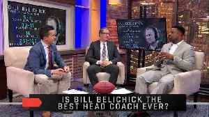 Is Bill Belichick the Greatest Coach of All Time? [Video]