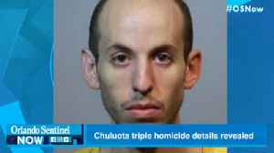 Chuluota man stole $200K for Bulgarian woman he met on adult website before killing his parents, brother, deputies say [Video]