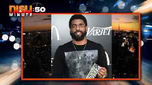 Cleveland Minute: Kyrie Irving's New Film Project At The Haunted Skirvin Hotel [Video]
