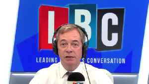 """Nigel Farage Takes On Tony Blair And The """"Political Class"""" [Video]"""