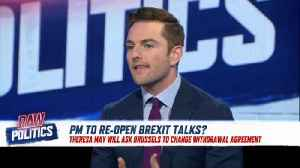 Raw Politics in full: Brexit, fake news and the Green Party [Video]