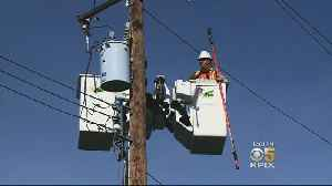 PG&E Files For Chapter 11 Bankruptcy; Estimates $50B In Liability [Video]