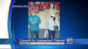 Police Search For Thieves Who Went On Shopping Spree After Stealing Purse In Moran Hill [Video]