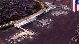 LaGuardia Airport undergoes major renovation, expansion [Video]