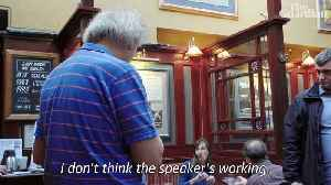 Owen Jones meets Tim Martin: 'Poverty wages? Don't ask childish questions' – video [Video]