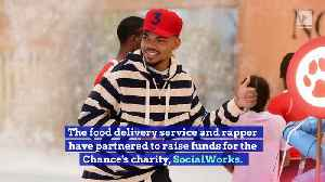 Chance the Rapper and Postmates Team up to Help Chicago's Youth [Video]