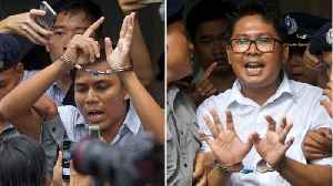 Myanmar Court Rejects Appeal By Jailed Journalists [Video]