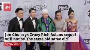 Crazy Rich Asians Sequel Will Have Some Big Surprises [Video]