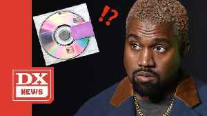 This Is Why Kanye West's