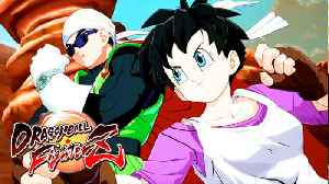 Dragon Ball FighterZ - Jiren Vs Videl Official Gameplay Trailer [Video]