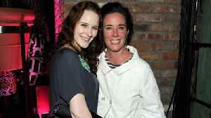 Rachel Brosnahan is Now the Face of Late Aunt Kate Spade's New Label [Video]