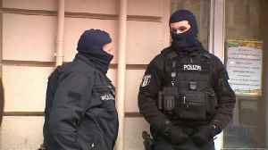 Refugee trio arrested in Germany over terrorist plot [Video]