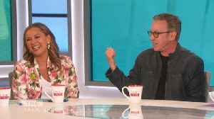 The Talk - Tim Allen Jokes He Mistakenly Gave Tiffany Haddish Money at 'soup kitchen' [Video]