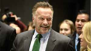 Arnold Schwarzenegger Opens Up About Daughter's Engagement [Video]