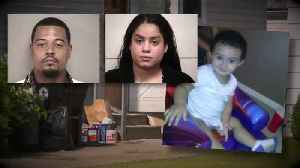 Couple charged in 4-year-old's murder don't show up in court [Video]