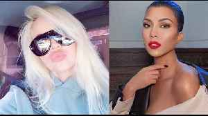 Kourtney FIGHTS With Khloe Kardashian After Posting THIS Photo! [Video]