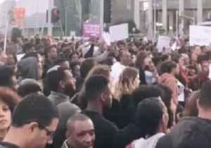Protesters in Tel Aviv March Against Alleged Police Brutality [Video]