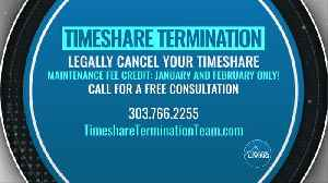 Timeshare Termination Team: Free Consultation [Video]