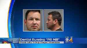 Dentist Pleads Guilty To Writing Prescriptions For Employees [Video]