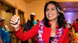 Rep. Tulsi Gabbard's Staffers Were Caught Off Guard By Her Presidential Announcement [Video]