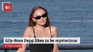 Johnny Depp's Daughter Guards Her Privacy [Video]