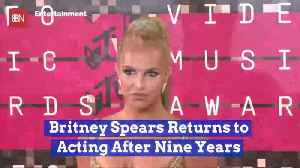 Britney Spears Is Back In Acting With 'Corporate Animals' [Video]