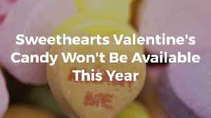 What! No Sweethearts On Valentines Day [Video]