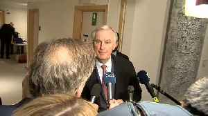 EU is united behind the deal it already has negotiated with UK: Barnier [Video]
