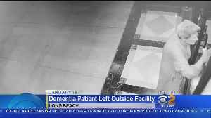 Elderly Woman With Dementia Allegedly Dumped By Hospital In Long Beach [Video]