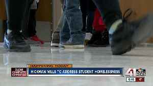 Hickman Mills reaching out to end student homelessness [Video]