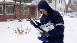 Extreme Cold Halts US Mail Delivery In Over 100 ZIP Codes [Video]