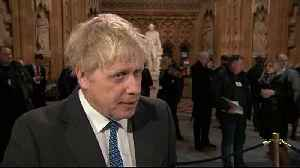Raw Moment: Boris Johnson says MPs will reject May's deal again if backstop changes insufficient [Video]
