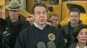Gov. Cuomo vs. NYSEG: 'We expect better service' [Video]
