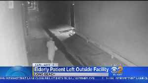 Hospital Allegedly Dumps Woman, 84, With Dementia Outside Locked Assisted Care Facility [Video]