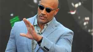 The Rock Won't Ruling Out Possibility Of Future Presidential Run [Video]