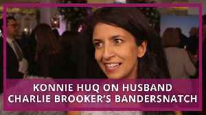 Konnie Huq on husband Charlie Brooker's Bandersnatch [Video]