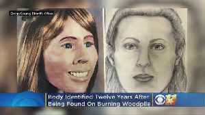 Body Of Woman Found Burned On Texas Woodpile In 2006 Identified [Video]