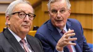 EU's Barnier Says Time Too Short For Alternatives To Irish Backstop [Video]