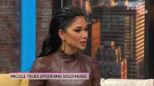 Nicole Scherzinger Teases New Solo Music, Not Opposed to 'Pussycat Doll' Reunion: 'I Miss the Girls' [Video]