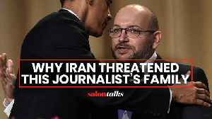 Freed journalist Jason Rezaian recounts the emotional toll his captivity had on his family [Video]