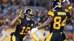 JuJu Smith-Schuster: Antonio Brown Will 'For Sure' be a Steeler in 2019 [Video]
