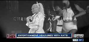 John Katsilometes talks Christina Aguilera residency [Video]