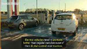 Electric Cars' Cold Weather Conundrum [Video]