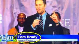 """Pittsburgh TV Station FIRES Employee Responsible For Tom Brady """"Known Cheater' Graphic! [Video]"""