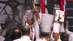 Denmark wins Bocuse d'Or 2019 'culinary Olympics' [Video]