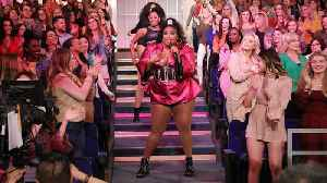 Lizzo Reveals She Has a Collaboration With Missy Elliott, Performs on 'Ellen' | Billboard News [Video]