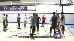 Mad Ants Shuffling Rotation Amid Call-Ups [Video]