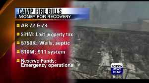 Two Camp Fire Recovery Bills Clear State Assembly [Video]