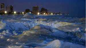 U.S. Midwest Gripped In Record Breaking Deep Freeze [Video]
