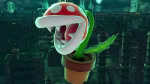 Super Smash Bros Ultimate New Character Piranha Plant Gameplay Live [Video]